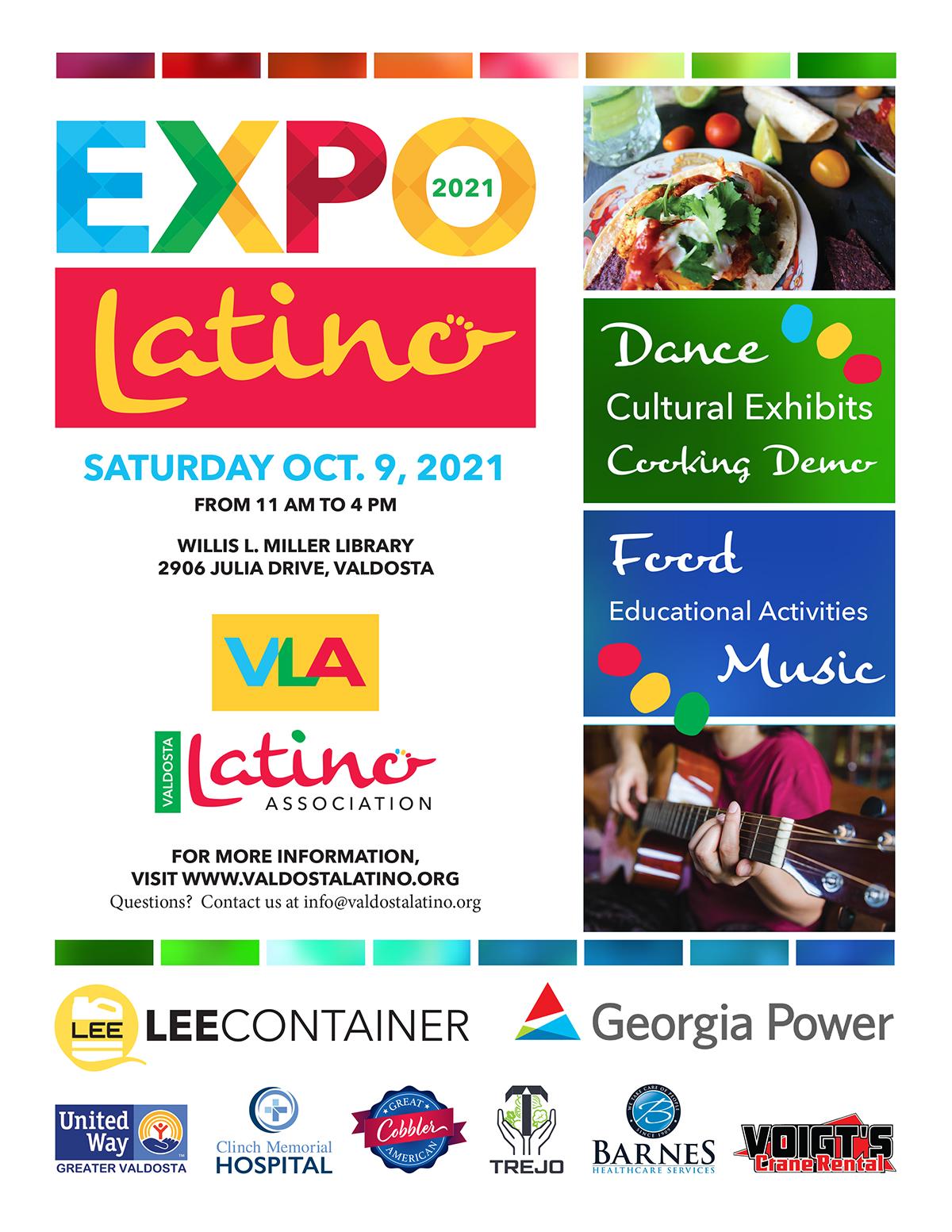 expo flyer