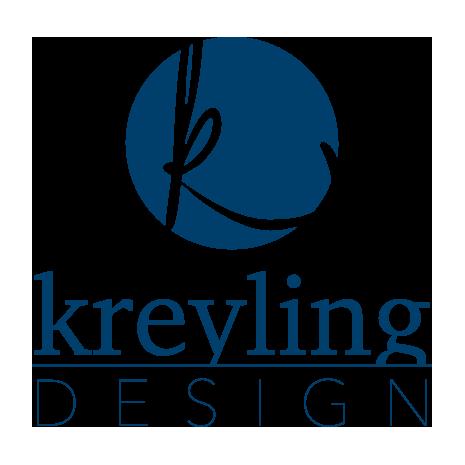 Kreyling design logo